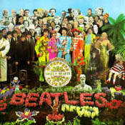 Beatles - Sgt Pepper's Lonely Hearts Club Band album