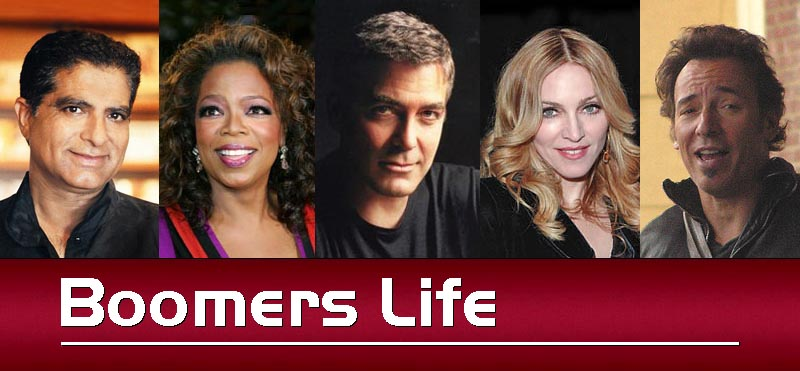 Boomers Life - music, people and issues of interest to Boomers
