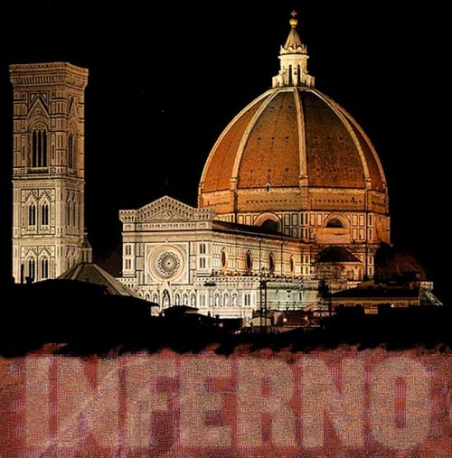 Dan Brown Inferno book