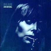 Joni Mitchell  - Blue album cover