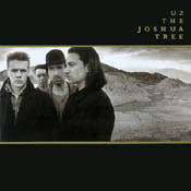 U2 - Joshua Tree album cover